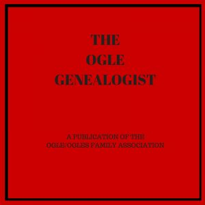 The Ogle Genealogist