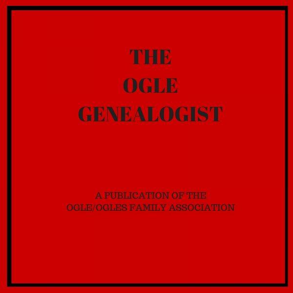 The Ogle Genealogist