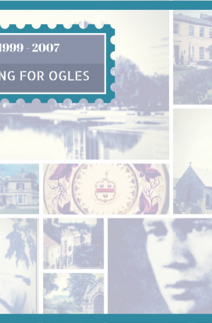 Photos shown in Ogling for Ogles 1999-2007