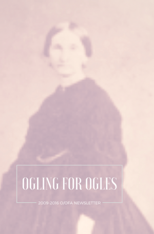 Ogling for Ogles 2009 - 2016