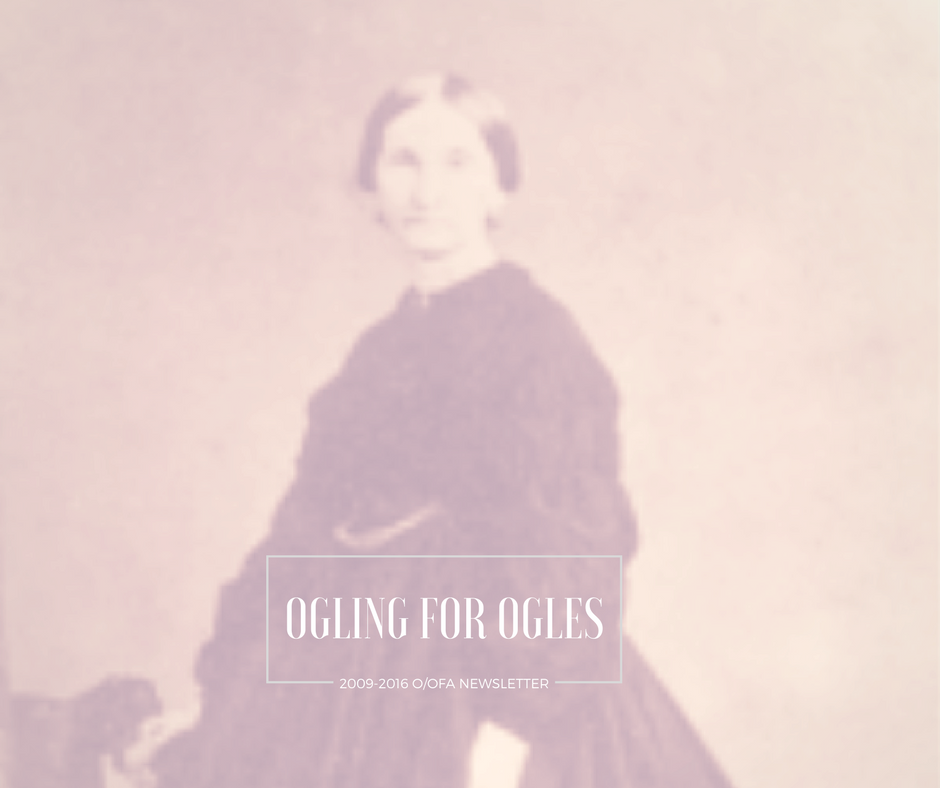Ogling for Ogles 2009 - 2016