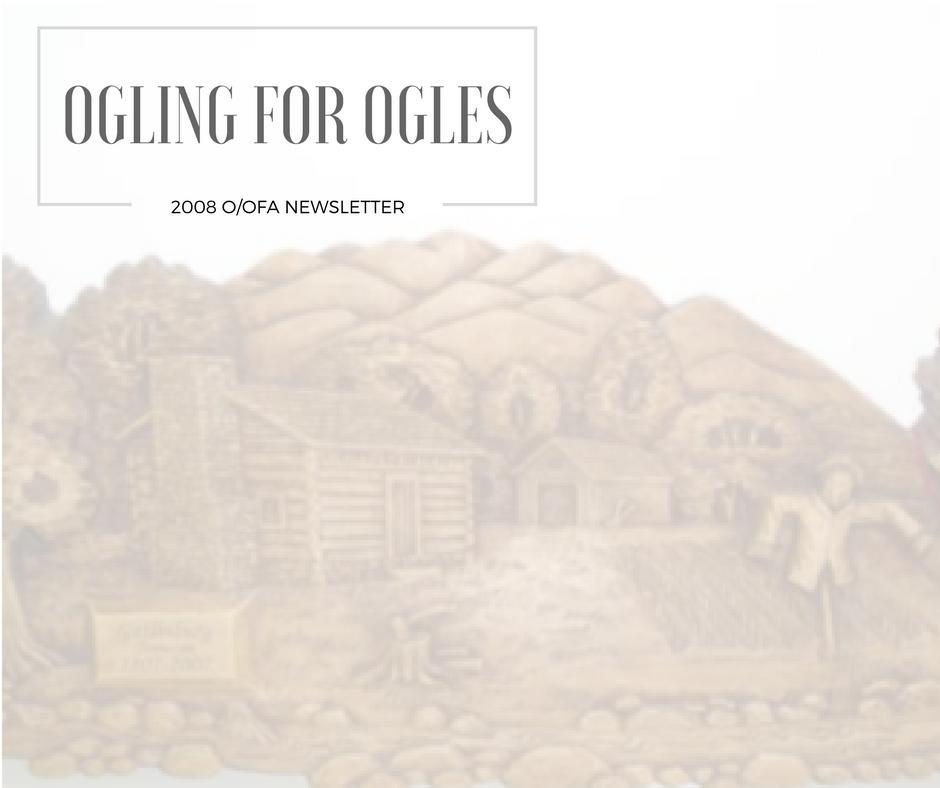 Ogling for Ogles 2008