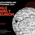 Northumberland Reunion and Ancestral Tour Sept 2017